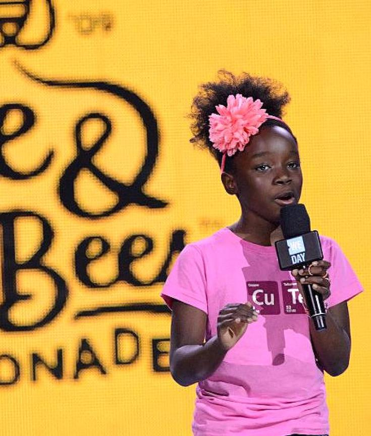 Me and the Bees, African American Entrepreneur, Black Girl Magic, #BlackGirlMagic, Mikaila Ulmer, KOLUMN Magazine, KOLUMN