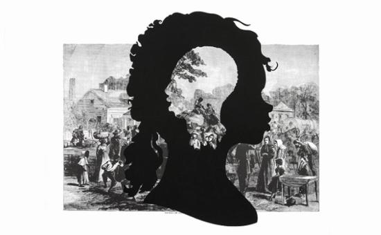 Kara Walker, African American Art, Black Art, KOLUMN Magazine, KOLUMN