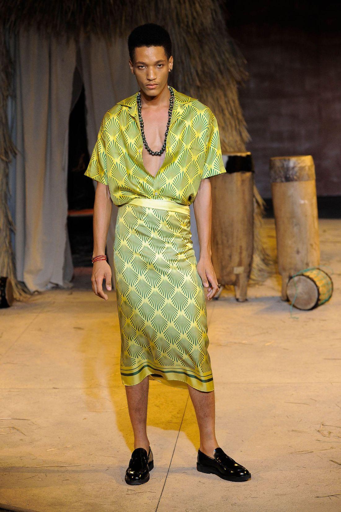 Teddy Ondo Ella, Gabon Fashion, Gabon Culture, African Fashion, KOLUMN Magazine, KOLUMN