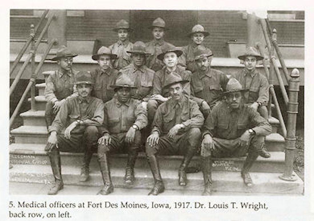 Louis T. Wright, African American Veterans, African American History, Black History, KOLUMN Magazine, KOLUMN