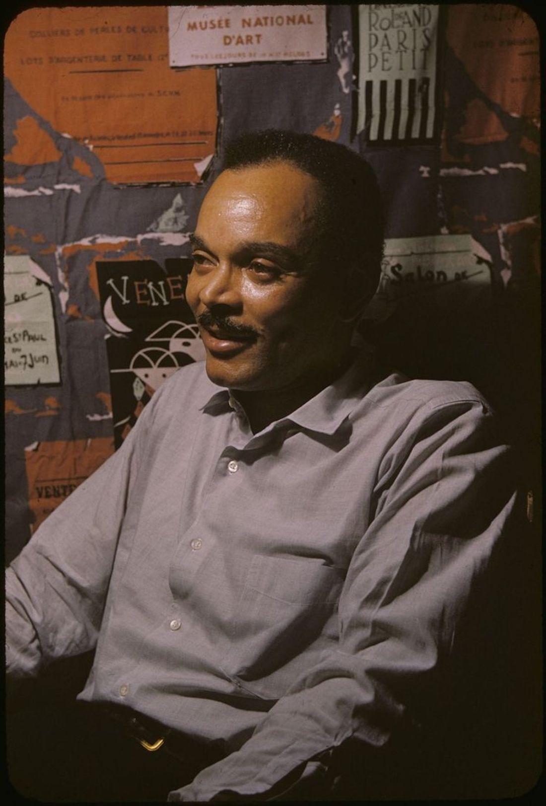 Chester B. Himes, African American Author, African American Literature, Black Literature, African American News, KOLUMN Magazine, KOLUMN