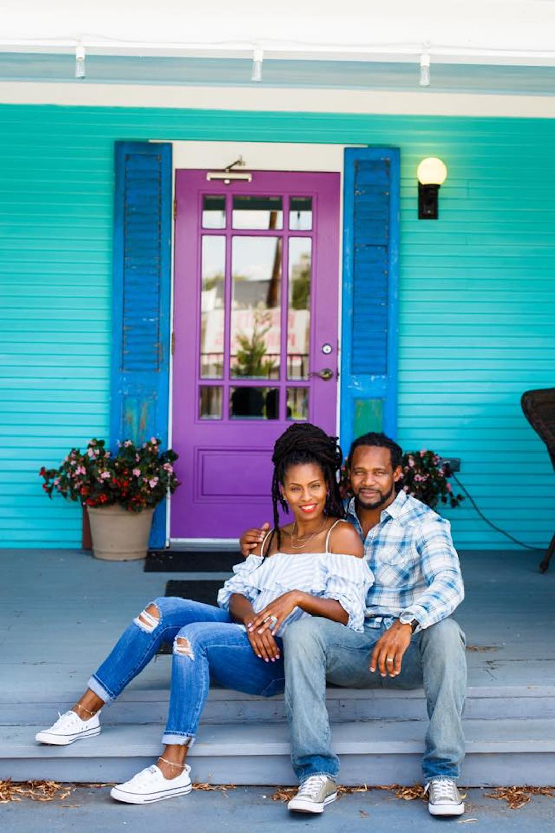 Ashley and Andy Williams, Flip or Flop Fort Worth, African American Entertainers, HGTV, KOLUMN Magazine, KOLUMN