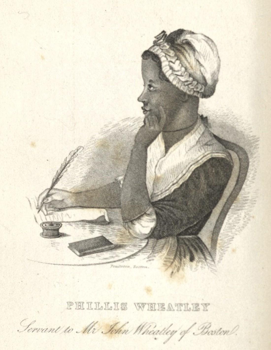Phillis Wheatley, African American History, Black History, KOLUMN Magazine, KOLUMN