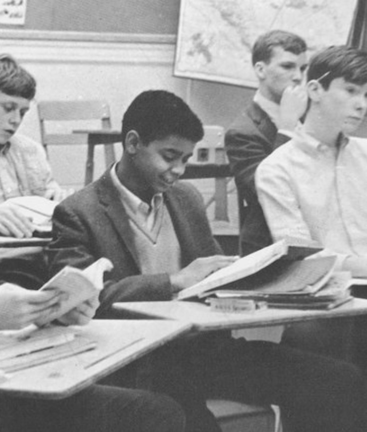 African American History, Black History, Virginia Episcopal School, Integration, Racism, KOLUMN Magazine, KOLUMN