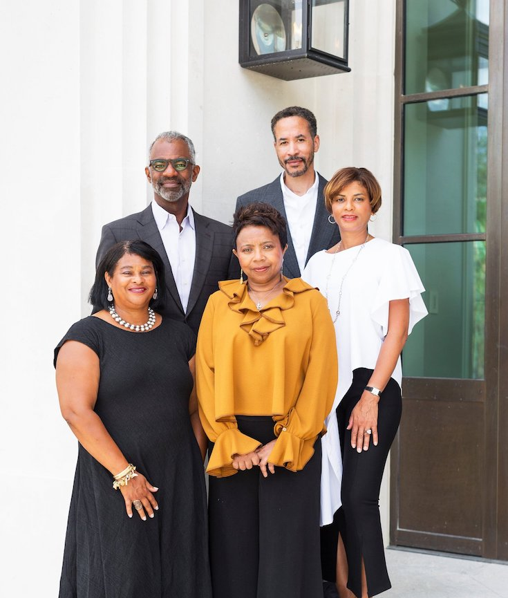 Robyn Coles, Anthony Coles, Charles Phillips, Karen Phillips, Marva Smalls, African American Executives, Black Executives, African American Professionals, Black Professionals, African American Economics, KOLUMN Magazine, KOLUMN