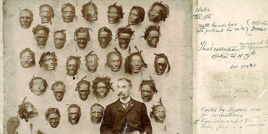 General Horatio Gordon Robley, Racism, KOLUMN Magazine, KOLUMN