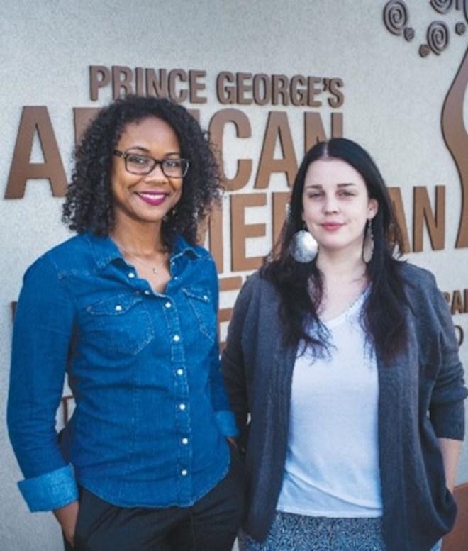 Prince George's African American Museum & Cultural Center, Synatra Smith, African American History, Black History, KOLUMN Magazine, KOLUMN