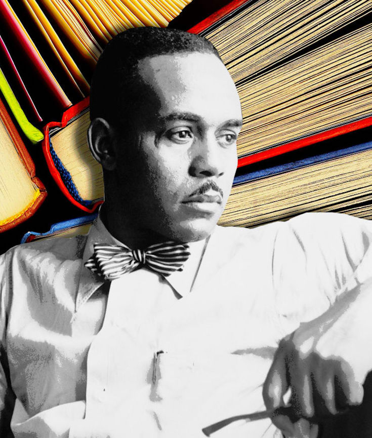 Ralph Ellison, Invisible Man, African American Literature, Black Literature, African American Author, African American Books, KOLUMN Magazine, KOLUMN