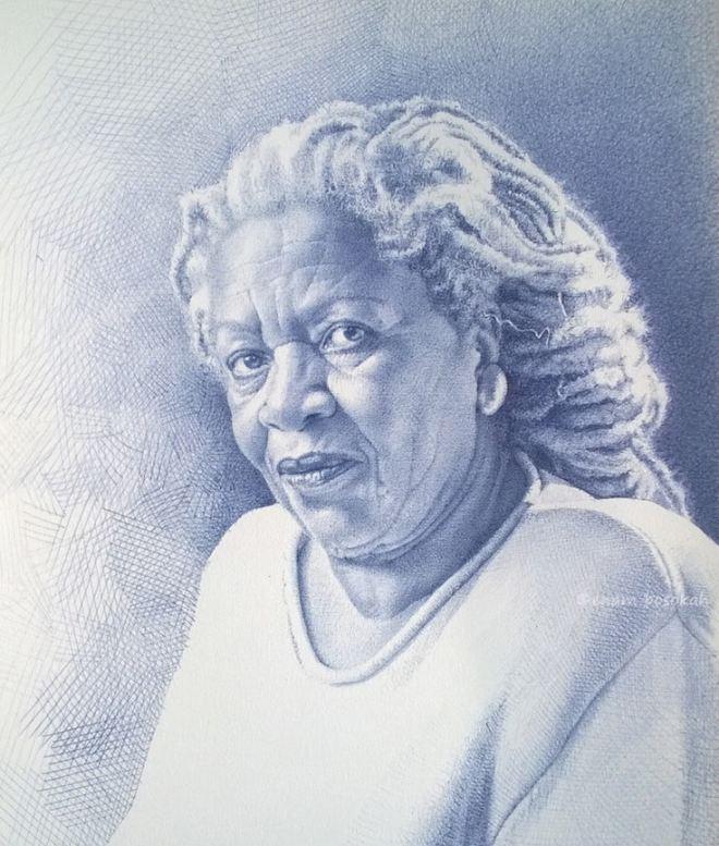 Toni Morrison, African American Author, African American Literature, African American Lives, African American Families, African American History, Black History, KOLUMN Magazine, KOLUMN