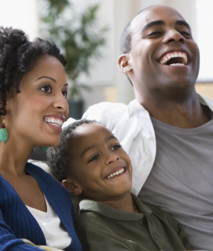 African American Family, Black Family, KOLUMN Magazine, KOLUMN