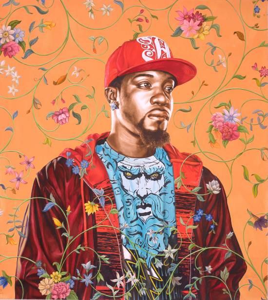 African American Art, African American History, Black Art, African American Artist, President Obama, Presidential Painting, KOLUMN Magazine, KOLUMN