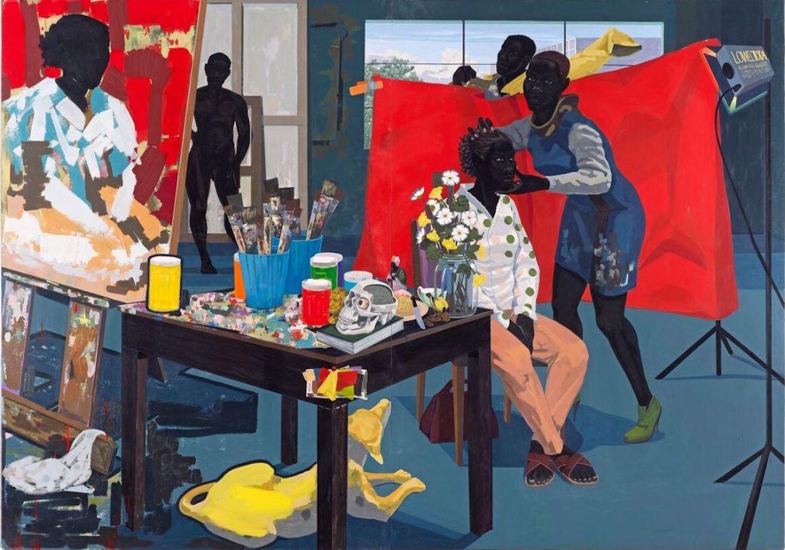 Amy Sherald, African American Artist, African American Art, Black Artist, Black Art, KOLUMN Magazine, KOLUMN