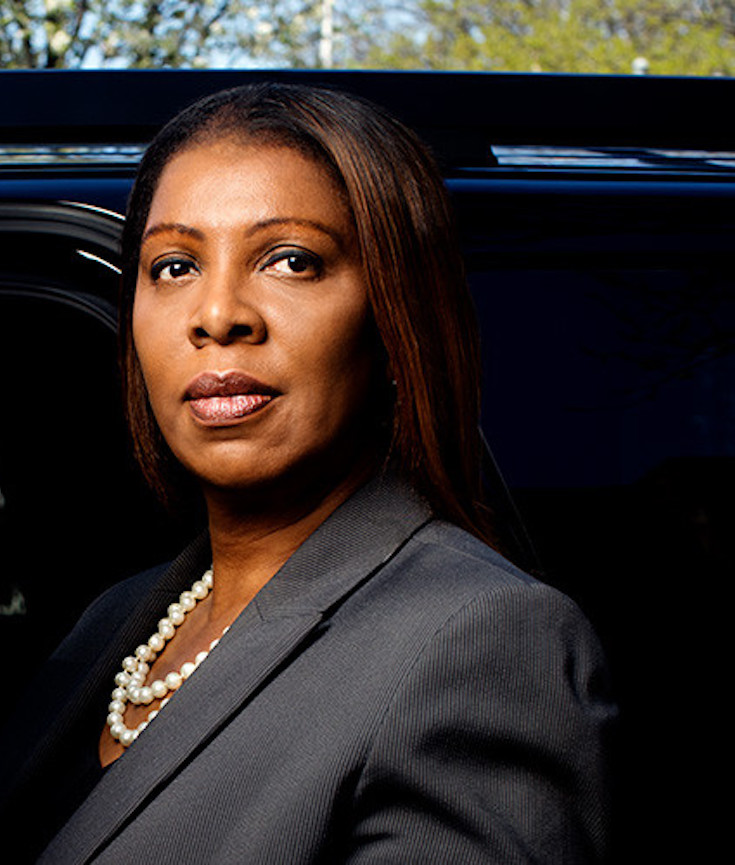 Letitia James, African American Civil Rights, KOLUMN Magazine, KOLUMN