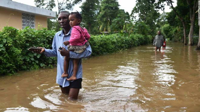 Caribbean, Hurricane Irma, Hurricane Matthew, Natural Disasters, Hurricanes, Barbuda, KOLUMN Magazine, KOLUMN