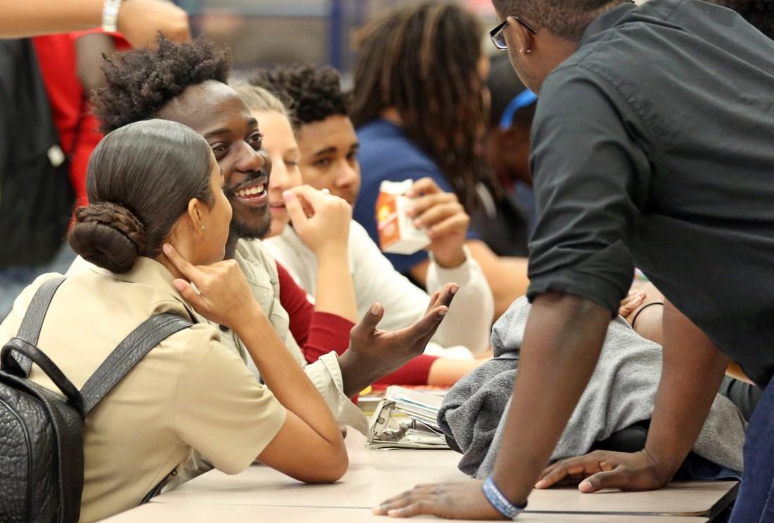 Denis Estimon, We Dine Together, African American Lives, African American Communities, African American News, KOLUMN Magazine, KOLUMN