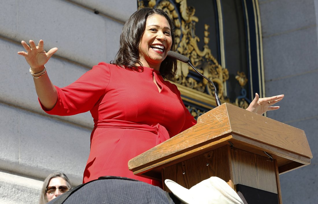 London Breed, African American Politics, African American Politician, African American Mayor, Black Mayor, KOLUMN Magazine, KOLUMN