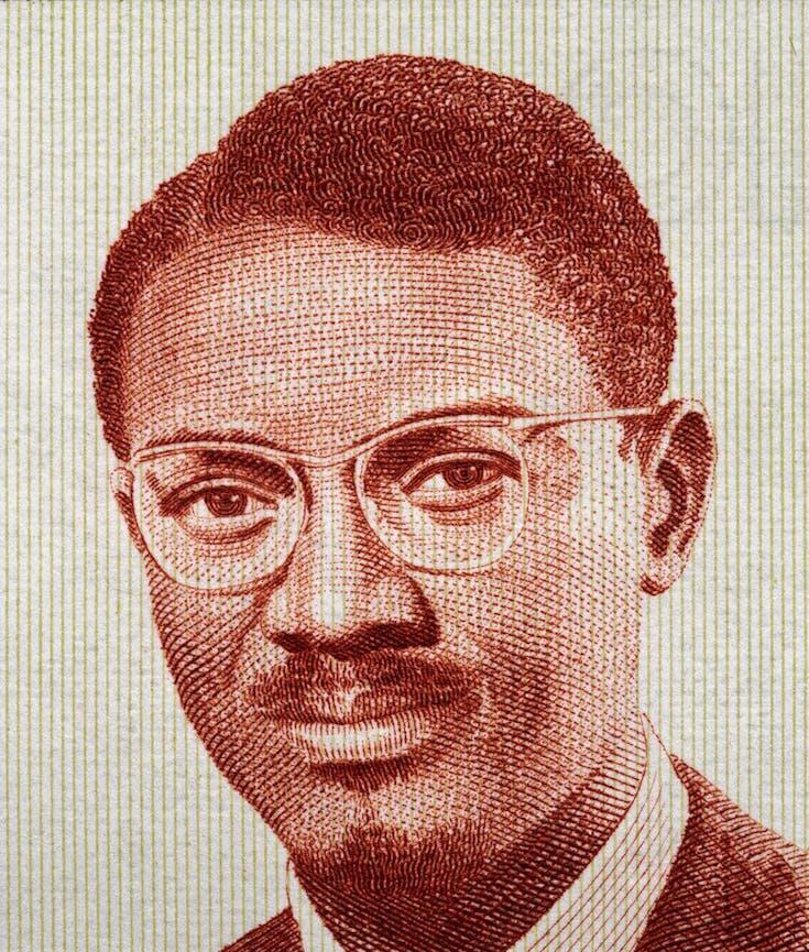 Patrice Lumumba, Democratic Republic of the Congo, KOLUMN Magazine, KOLUMN