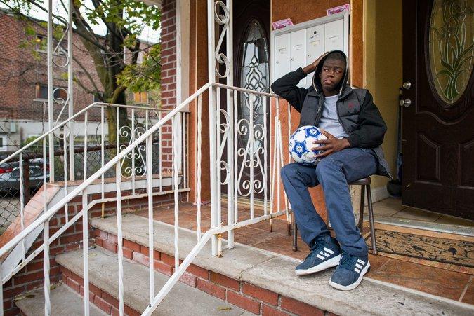 Franklin Matthias, African American Community, African American Families, Cerebral Palsy, Autism, KOLUMN Magazine, KOLUMN