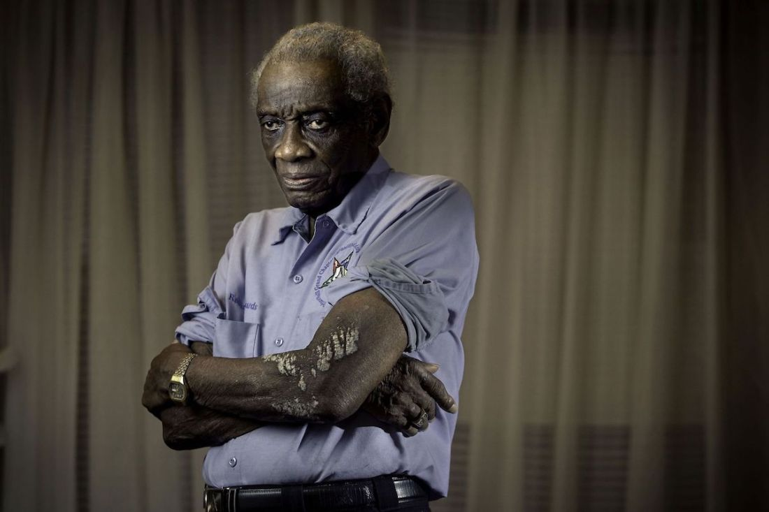 African American History, Rollins Edwards, African American Solder African American Veteran, WWII, Summerville, KOLUMN Magazine, KOLUMN