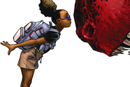 Moon Girl and Devil Dinosaur, African American Literature, Black Literature, KOLUMN Magazine, KOLUMN