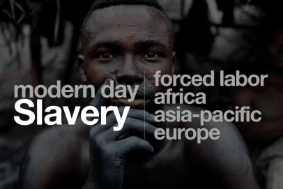 Modern Day Slavery, Forced Labor, Child Labor, KOLUMN Magazine, KOLUMN