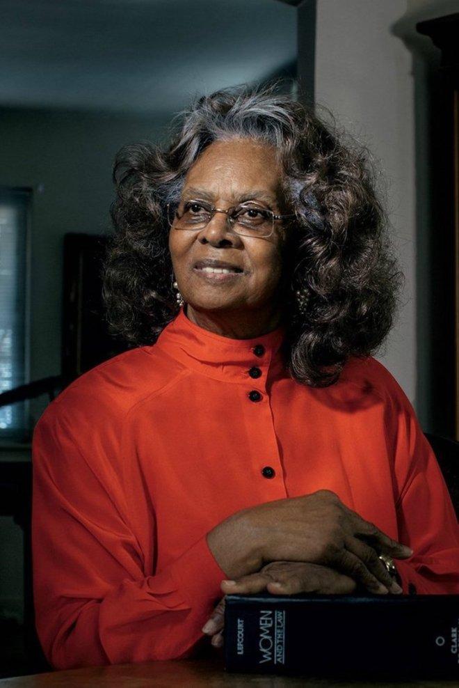 Sandra Bundy, Sexual Harassment, African American Women, Women In The Workplace, African American Activist, African American Hero, African American History, Black History, KOLUMN Magazine, KOLUMN