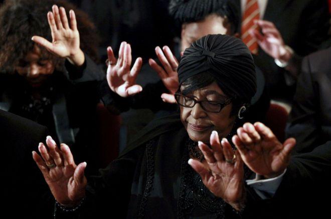 Winnie Madikizela-Mandela, Nelson Mandela, Africa, African Politics, Apartheid, KOLUMN Magazine, KOLUMN, KINDR'D Magazine, KINDR'D