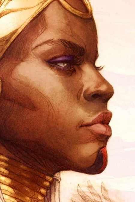 African American Animation, Black Role Models, Black Panther, African American Role Models, Shuri, Letitia Wright, KOLUMN Magazine, KOLUMN, KINDR'D Magazine, KINDR'D