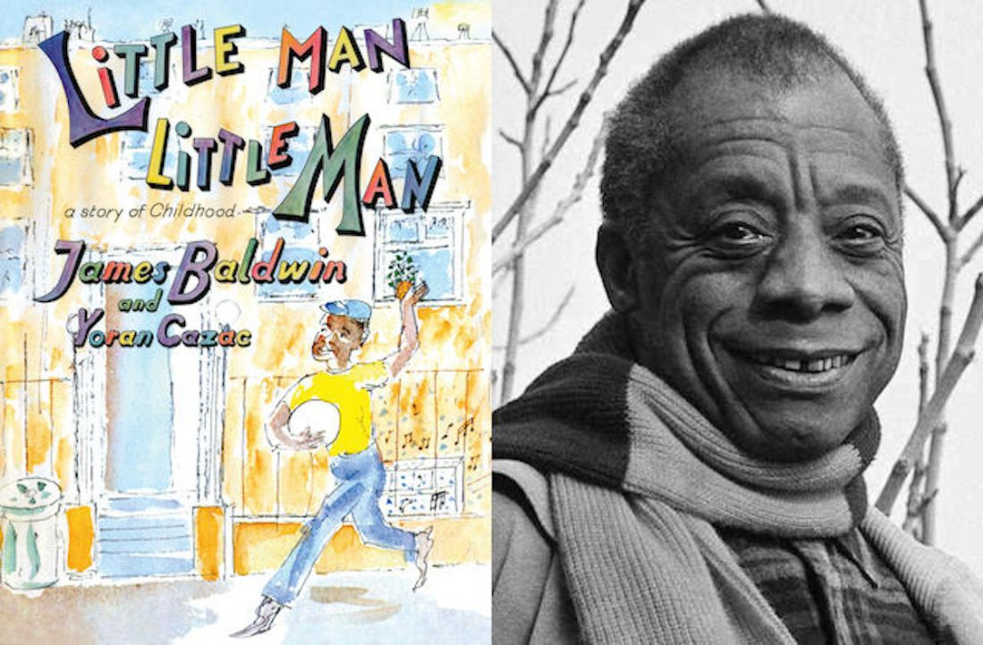 African American Literature, Black Literature, African American Author, Black Author, James Baldwin, Little Man Little Man, KOLUMN Magazine, KOLUMN, KINDR'D Magazine, KINDR'D
