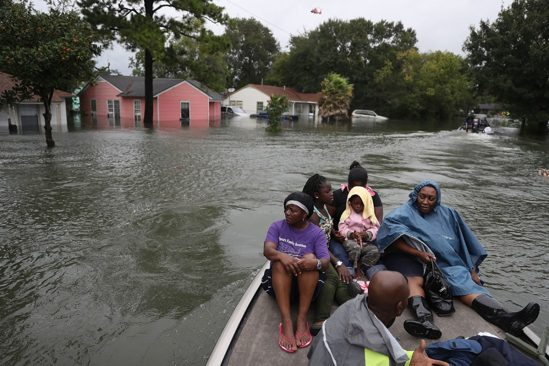 Hurricane Harvey, African American Communities, African American Lives, KOLUMN Magazine, KOLUMN, KINDR'D Magazine, KINDR'D