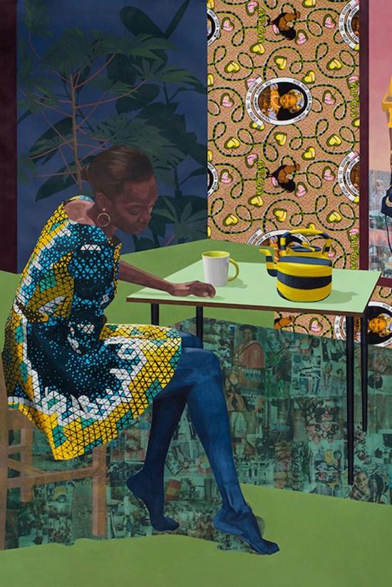 African American Art, Black Art, KOLUMN Magazine, KOLUMN, KINDR'D Magazine, KINDR'D