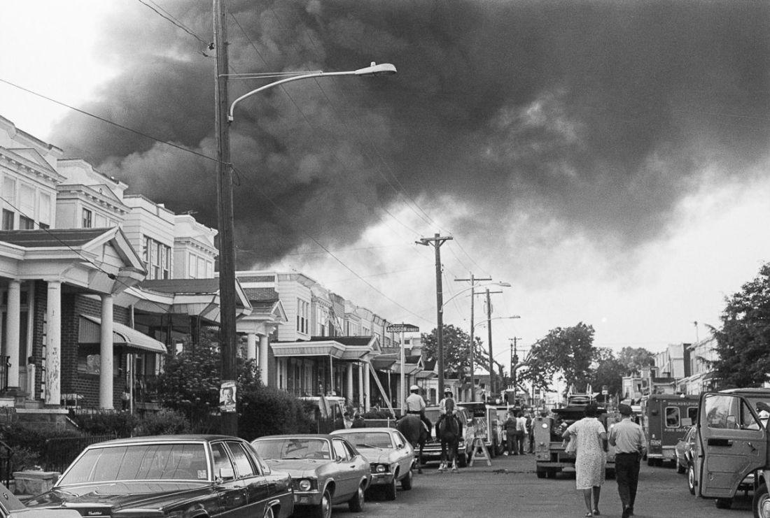 MOVE, Philadelphia, African American History, Black History, African American Bombing, KOLUMN Magazine, KOLUMN