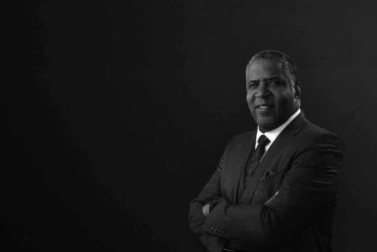 Robert F. Smith, African American Billionaire, Black Billionaire, African American Wealth, Black Wealth, KOLUMN Magazine, KOLUMN, Willoughby Avenue