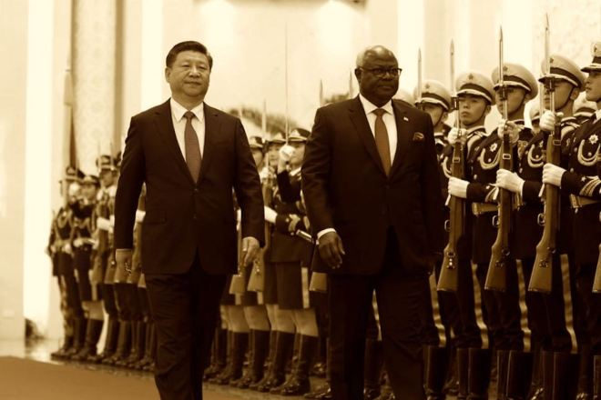 Sierra Leone, Sierra Leone Trade, China Trade, China Africa, KOLUMN Magazine, KOLUMN