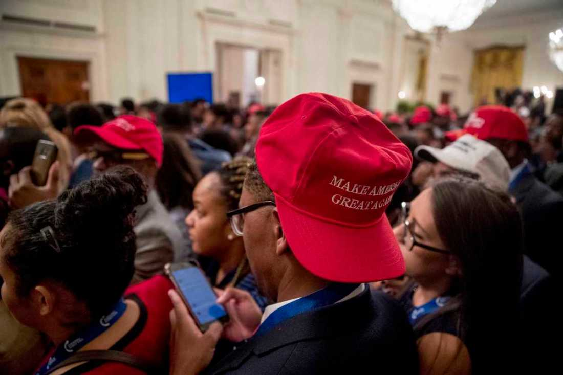 African American Vote, Black Vote, Black Conservatives, African American Conservatives, MAGA, Diamond and Silk, KOLUMN Magazine, KOLUMN, African American News, Willoughby Avenue