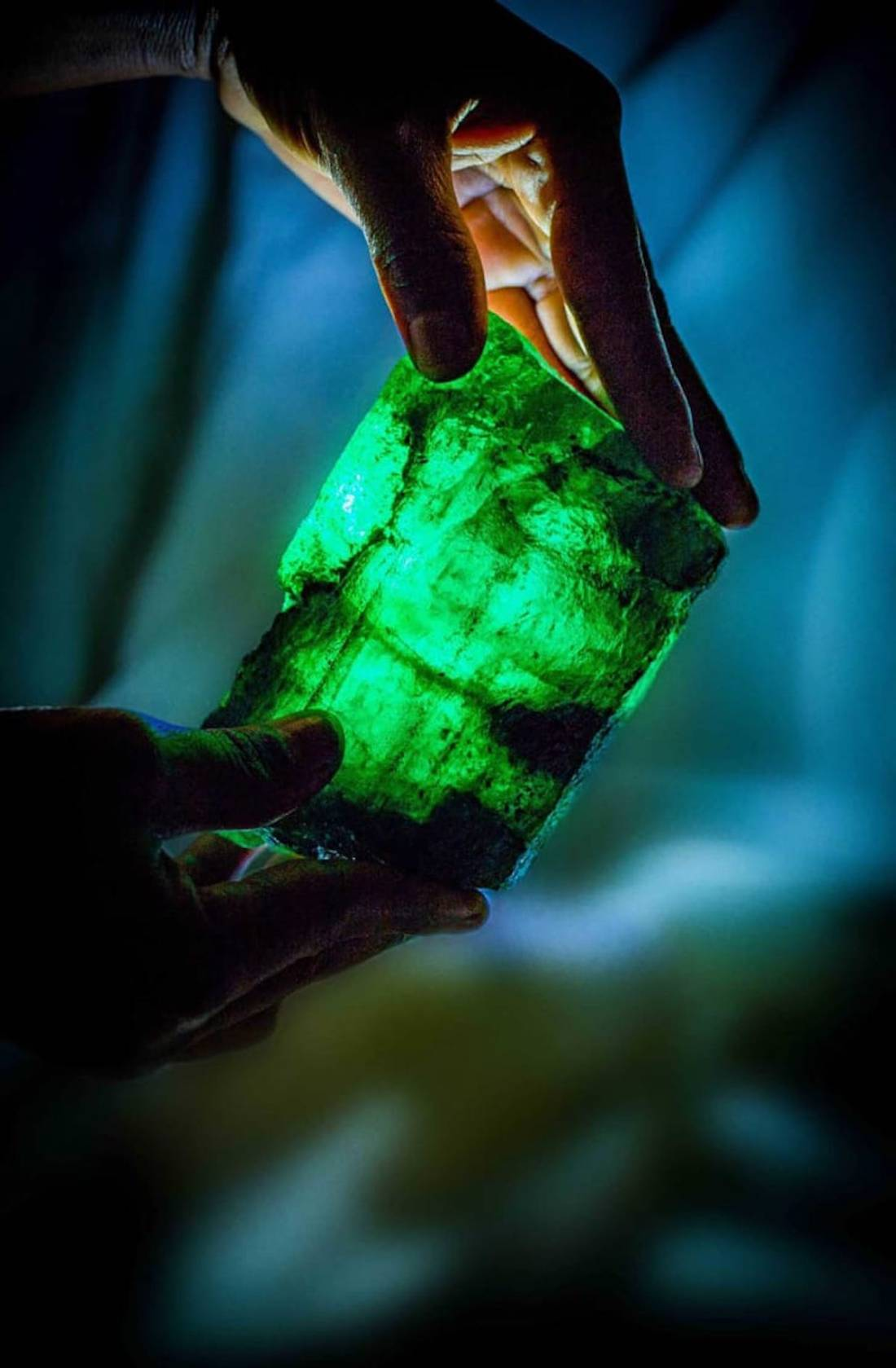 Zambia, Zambia Emerald, Giant Emerald, KOLUMN Magazine, KOLUMN, KINDR'D Magazine, KINDR'D, Willoughby Avenue, African American News