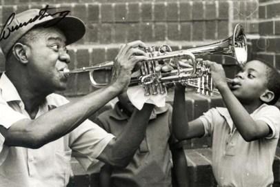 African American Music, Black Music, Louis Armstrong, KINDR'D Magazine, KINDR'D, KOLUMN Magazine, KOLUMN, Willoughby Avenue