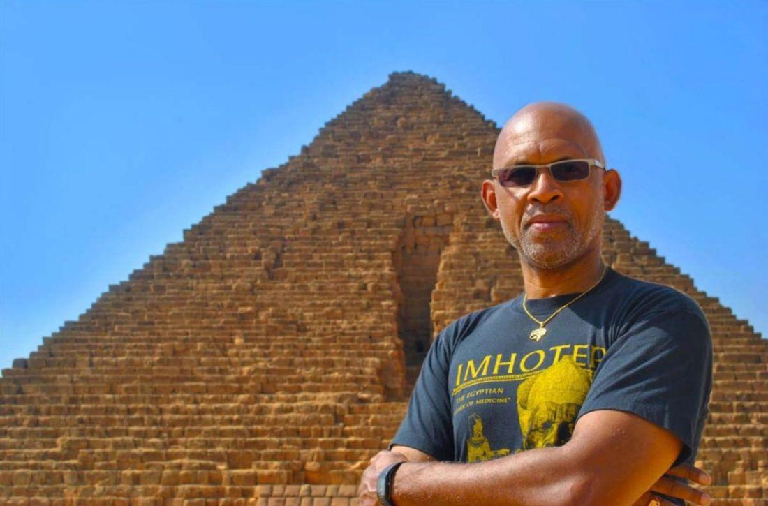 Anthony Browder, Kemetologist, Egyptologist, African History, Black History, KOLUMN Magazine, KOLUMN, Willoughby Avenue
