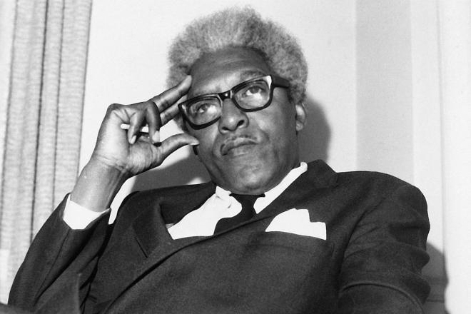 Bayard Rustin, African American History, Black History, U.S. History, KOLUMN Magazine, KOLUMN, KINDR'D Magazine, KINDR'D, Willoughby Avenue, WRIIT,