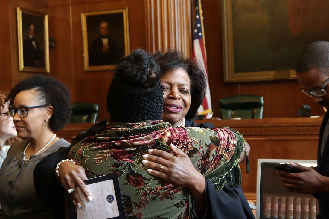 Cheri Beasley, North Carolina, African American History, Black History, First Black, North Carolina Supreme Court, North Carolina Supreme Court Chief, KOLUMN Magazine, KOLUMN, KINDR'D Magazine, KINDR'D, Willoughby Avenue, WRIIT,