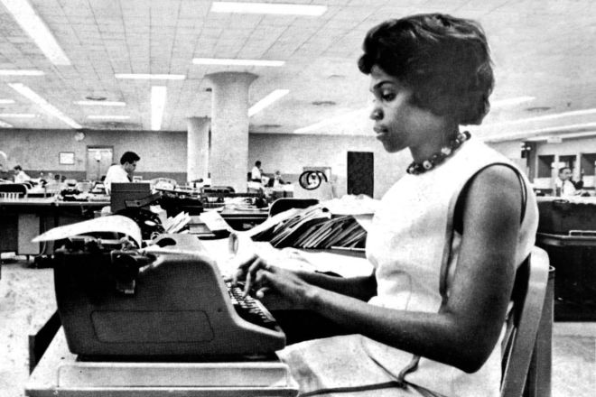 Dorothy Bulter Gilliam, Washington Post, First Black Female Reporter, African American History, Black History, U.S. History, KOLUMN Magazine, KOLUMN, KINDR'D Magazine, KINDR'D, Willoughby Avenue, WRIIT,