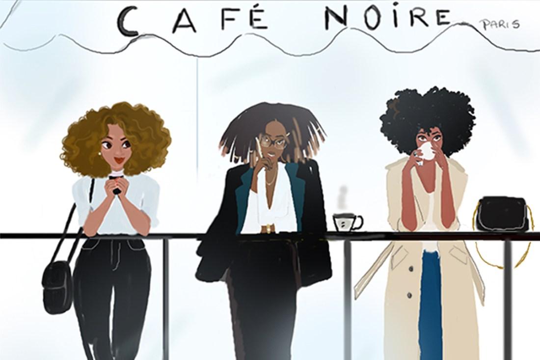 Nicholle Kobi, A Parisian Instant, African American Music Artist, Black Music Artist, African American Art, Black Art, KOLUMN Magazine, KOLUMN, KINDR'D Magazine, KINDR'D, Willoughby Avenue, WRIIT,