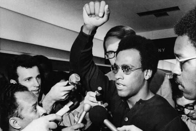 Huey Newton, African American History, Black History, African American Politics, Black Politics, Black Vote, African American Vote, Voting Rights, Voter Suppression, Black Voter Suppression, KOLUMN Magazine, KOLUMN, KINDR'D Magazine, KINDR'D, Willoughby Avenue, WRIIT, Wriit,