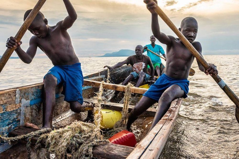 Kenya, Kenya Fisherman, African Industries, KOLUMN Magazine, KOLUMN, KINDR'D Magazine, KINDR'D, Willoughby Avenue, WRIIT, Wriit,