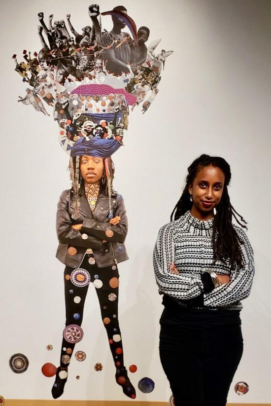 African American Art, Black Art, Harriet's Apothecary, Helina Metaferia, By Way of Revolution, Women Activist, KOLUMN Magazine, KOLUMN, KINDR'D Magzine, KINDR'D, Willoughby Avenue, WRIIT, Wriit,