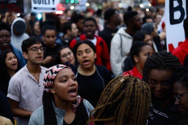 Stephanie Washington, Black Lives Matter, BLM, Yale University Shooting, Yale Shooter, KOLUMN Magazine, KOLUMN, KINDR'D Magazine, KINDR'D, Willoughby Avenue, WRIIT, Wriit,