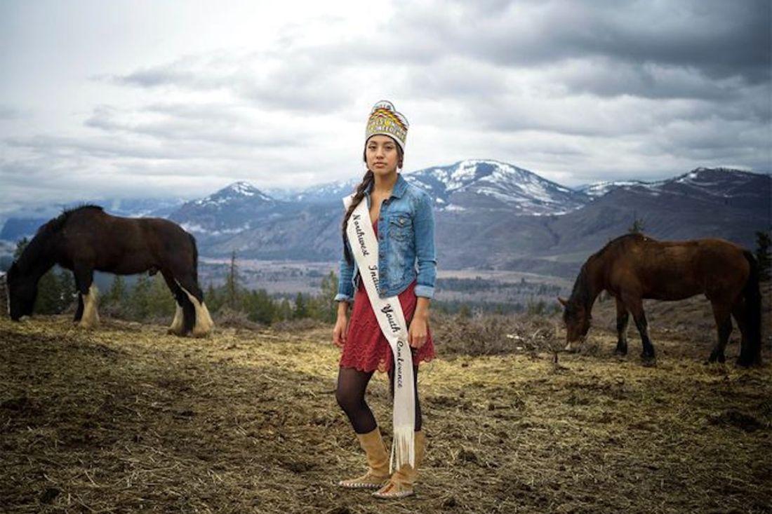 Native American, American Native, Matika Wilbur, KOLUMN Magazine, KOLUMN, KINDR'D Magazine, KINDR'D, Willoughby Avenue, WRIIT, Wriit,