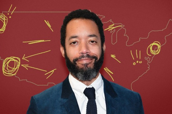 Wyatt Cenac, African American Entertainment, Black Entertainment, African American Film, African American Cinema, KOLUMN Magazine, KOLUMN, KINDR'D Magazine, KINDR'D, Willoughby Avenue, WRIIT, Wriit,