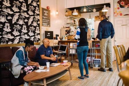 Baltimore, Dovecote Cafe, Gypsy Queen Cafe, Red Emma's, The Charmery, KOLUMN Magazine, KOLUMN, KINDR'D Magazine, KINDR'D, Willoughby Avenue, WRIIT, Wriit,