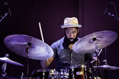 Lawrence Leathers, Jazz Drummer, KOLUMN Magazine, KOLUMN, KINDR'D Magazine, KINDR'D, Willoughby Avenue, WRIIT, Wriit,